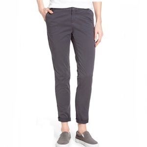 Calson Gray Cuffed Pants! NWT Size 6